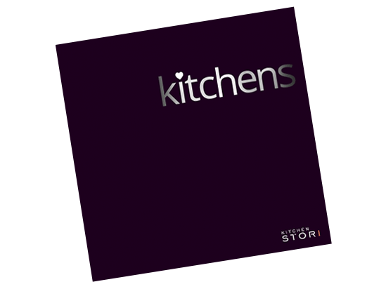 Kitchens that complete your home brochure cover