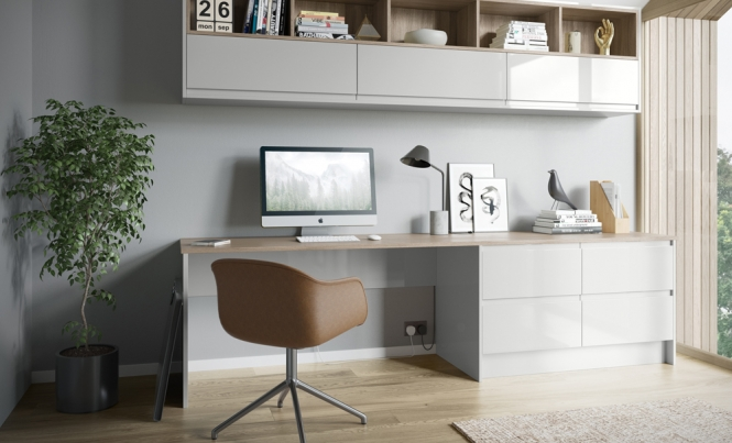 Strada Gloss Home Office