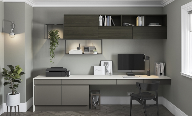 Strada Matte Home Office