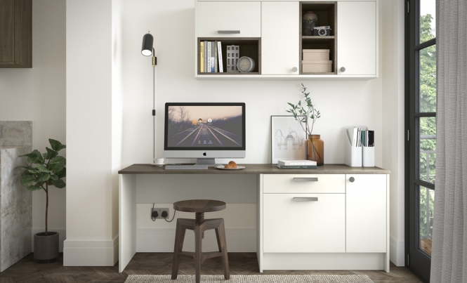 Zola Soft-Matte Home Office
