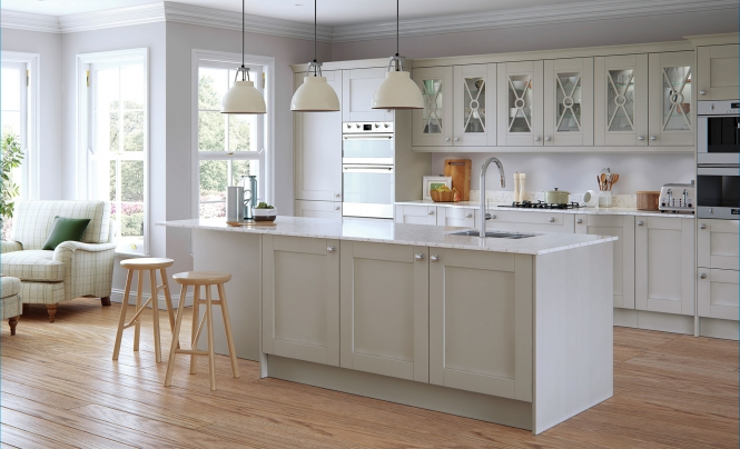 Kitchen Collection Bespoke Designs From Kitchen Stori - Pale grey kitchen units