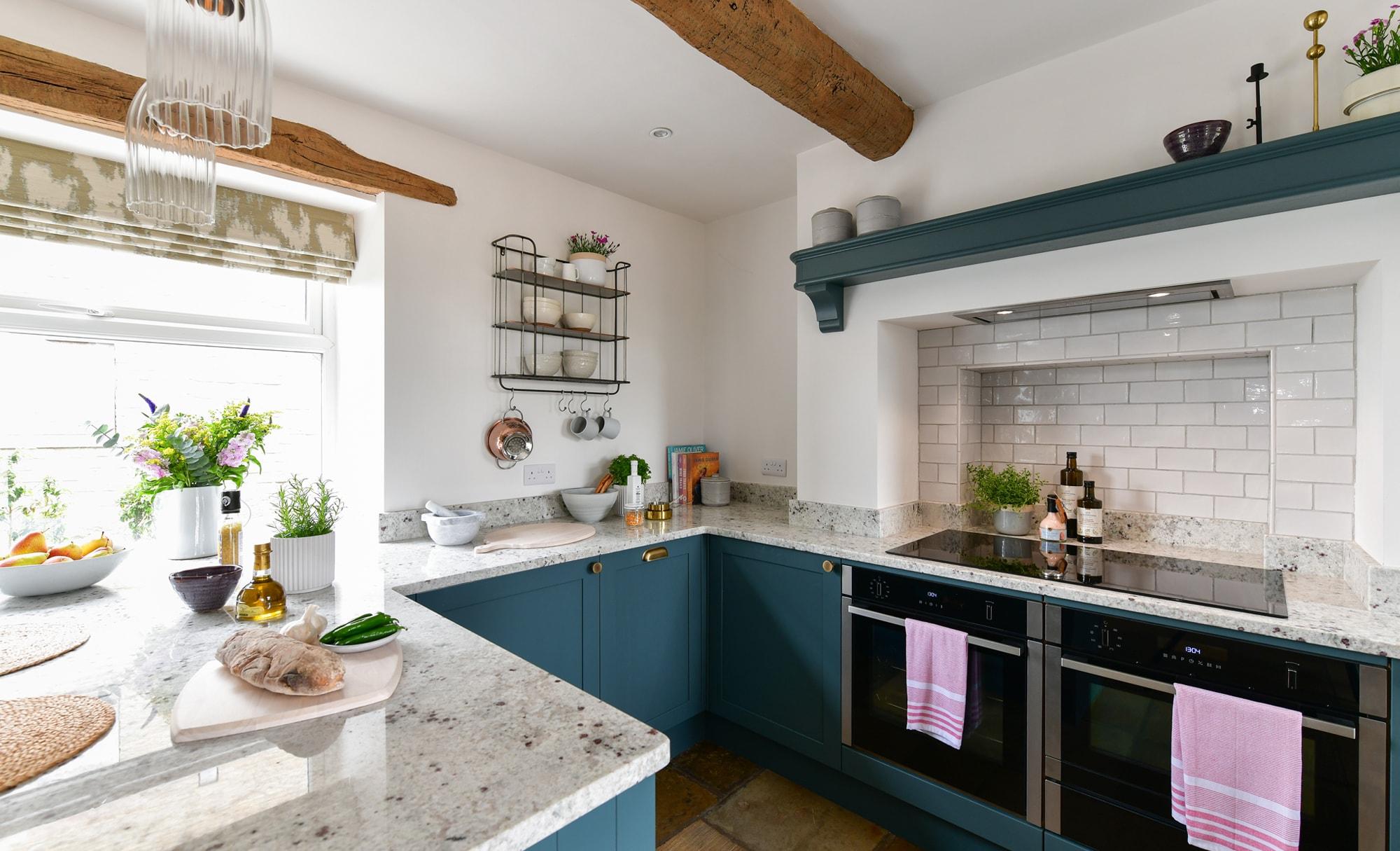 Richard & Richards Aldana Viridian Kitchen Oven