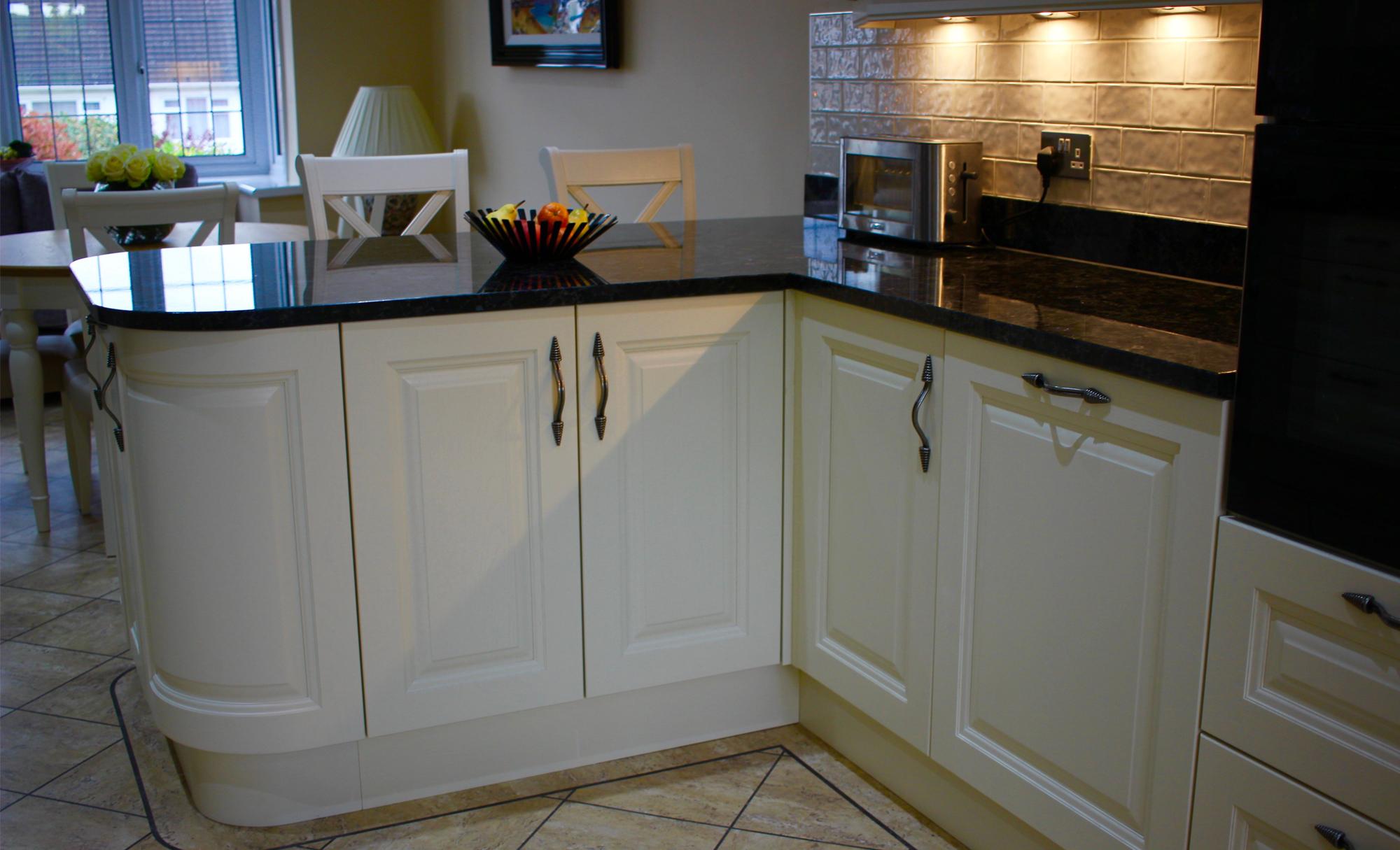 Huntersbrook Jefferson Ivory Kitchen Units