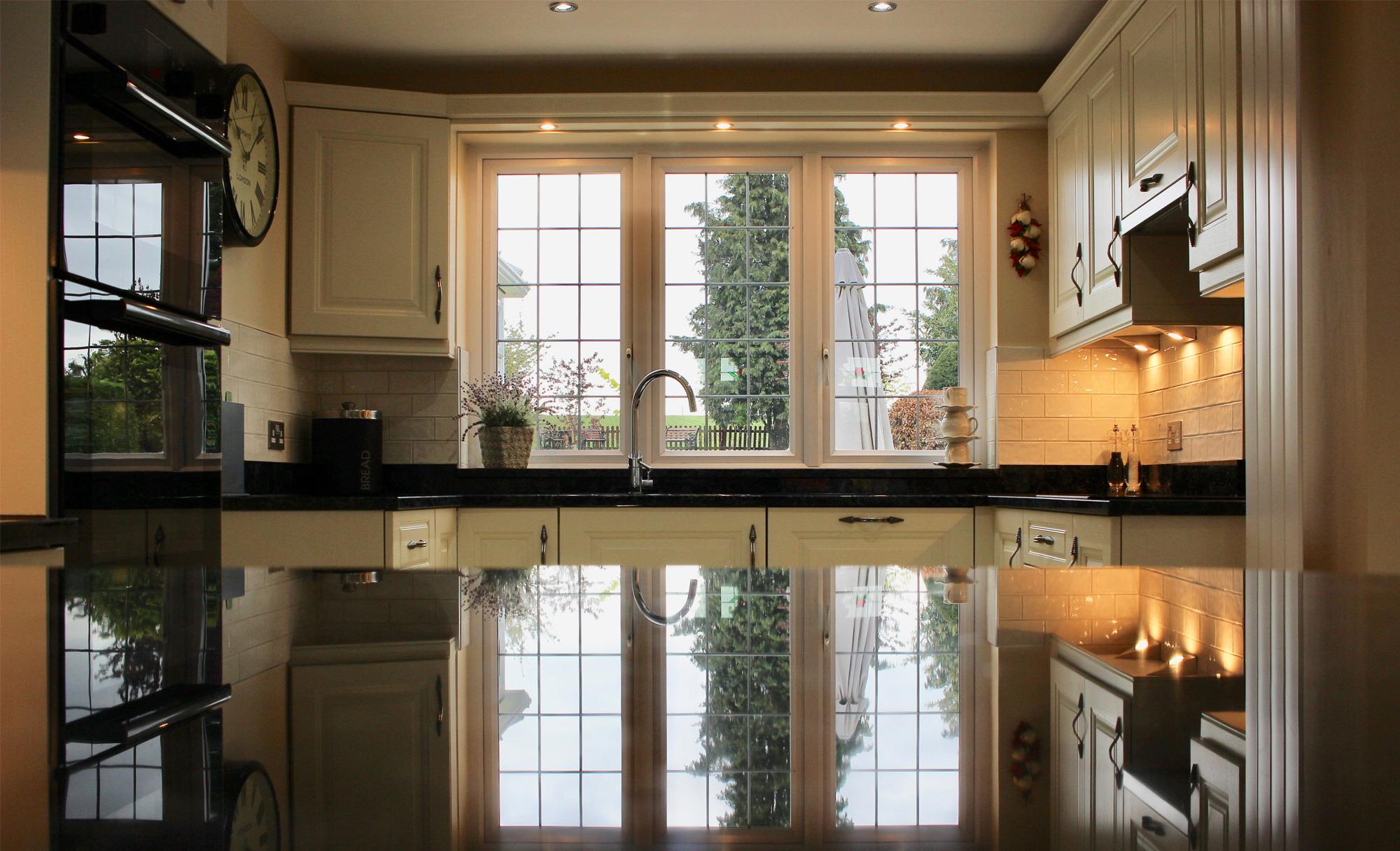 Huntersbrook Jefferson Ivory Kitchen Worktop
