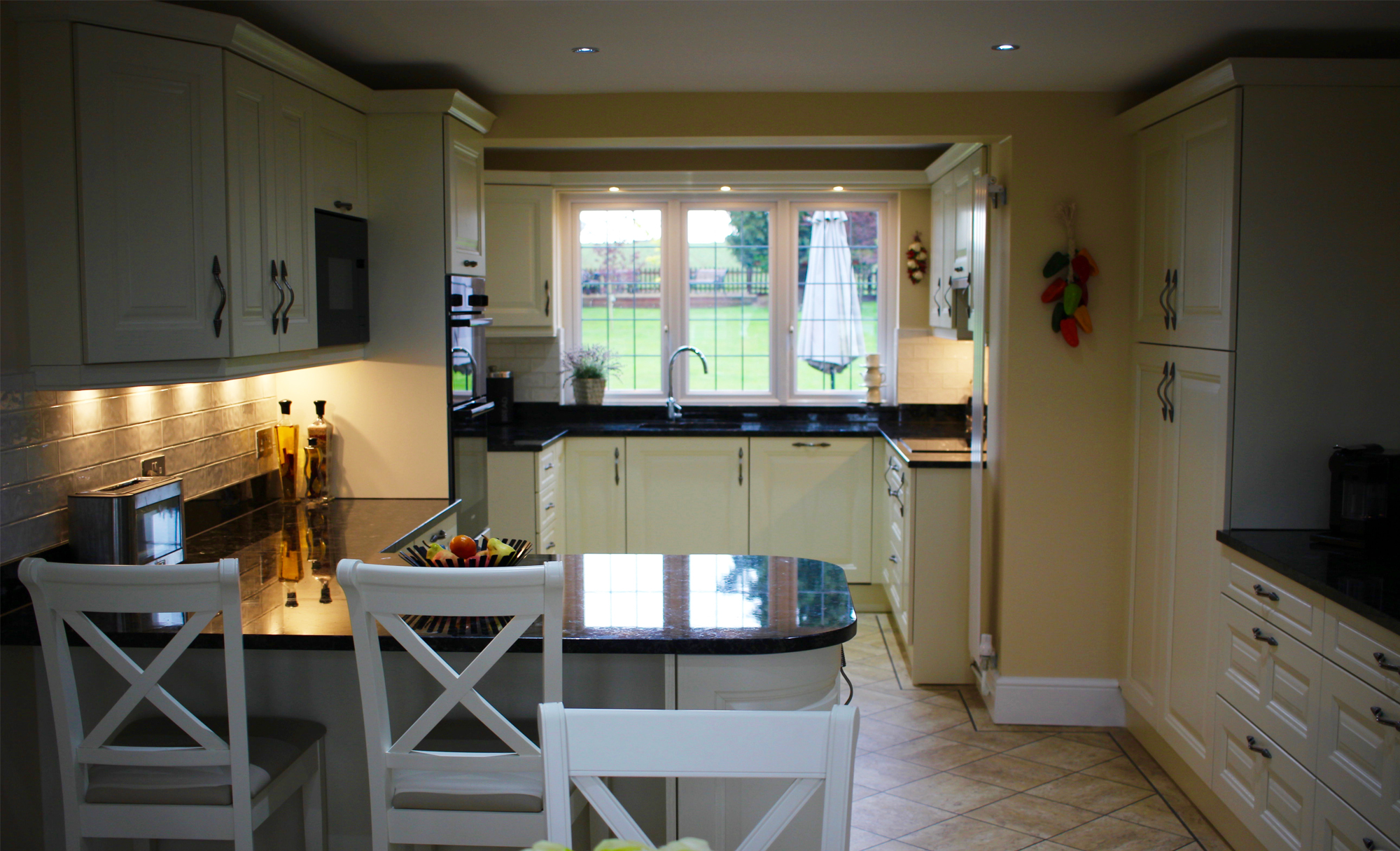 Huntersbrook Jefferson Ivory Kitchen Worktop Main