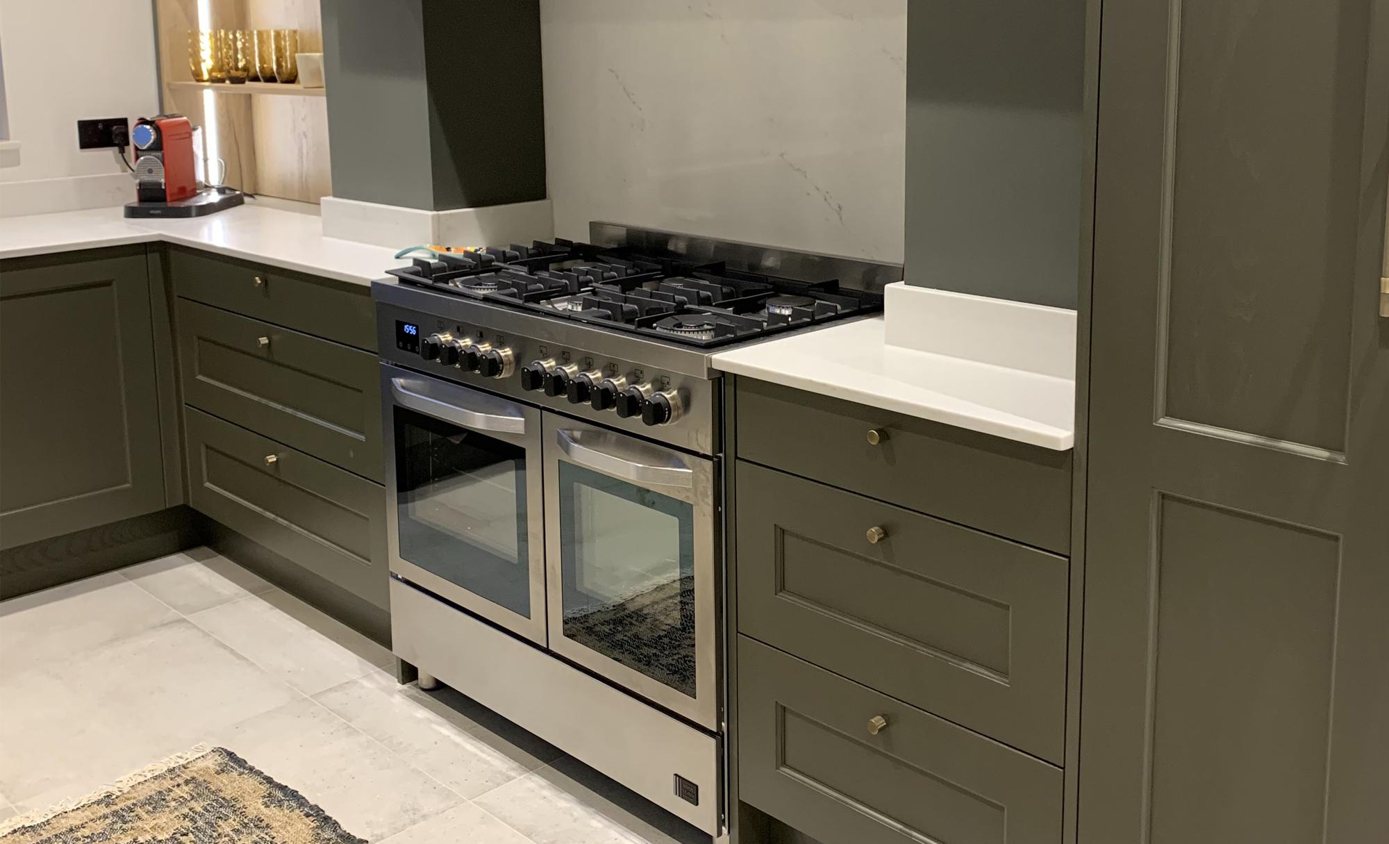 Kitchen Stori Wakefield Kitchen Hob