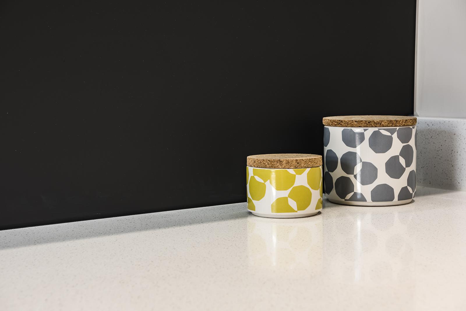 Portishead Zola Matte Light Grey Kitchen Accessories