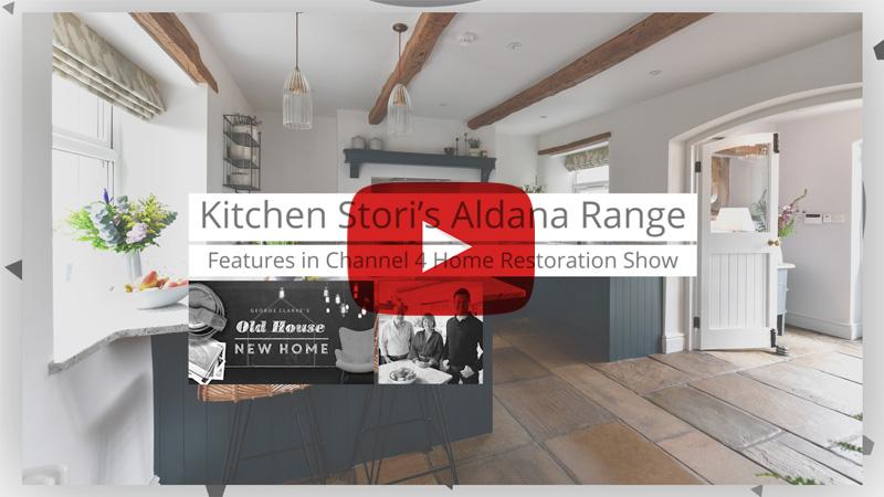 Kitchen Stori S Aldana Range Features