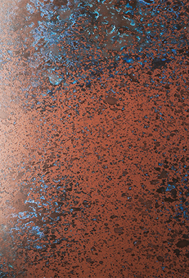 Ferro Oxidised Copper