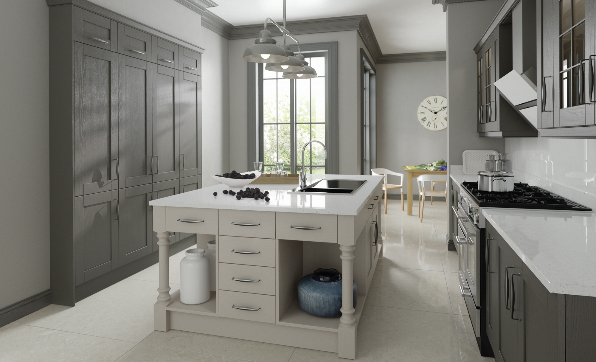 Kitchen Design Ri