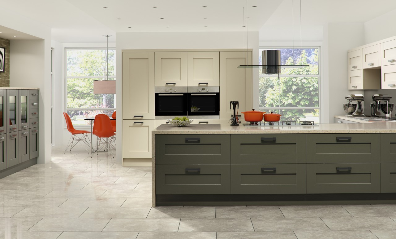contemporary shaker kitchens contemporary shaker biscuit amp lava kitchen stori 2543