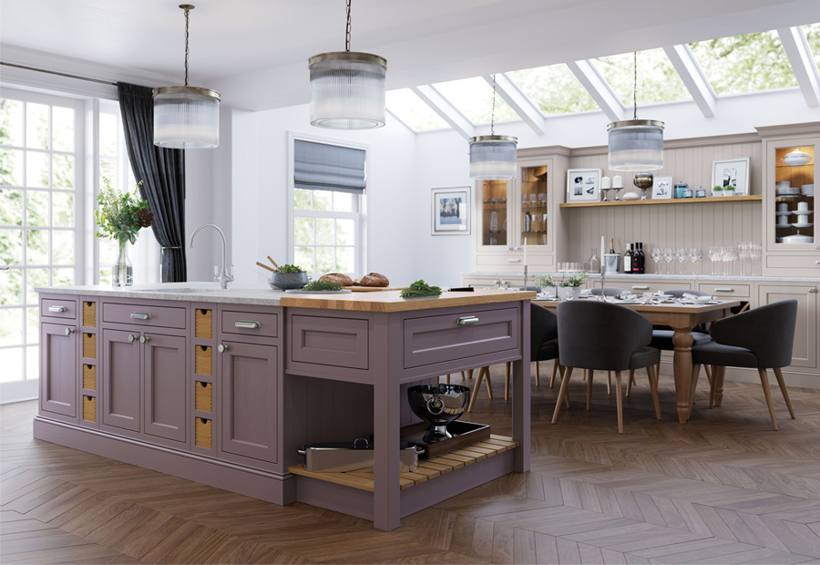 classic contemporary kitchen belgravia 2217