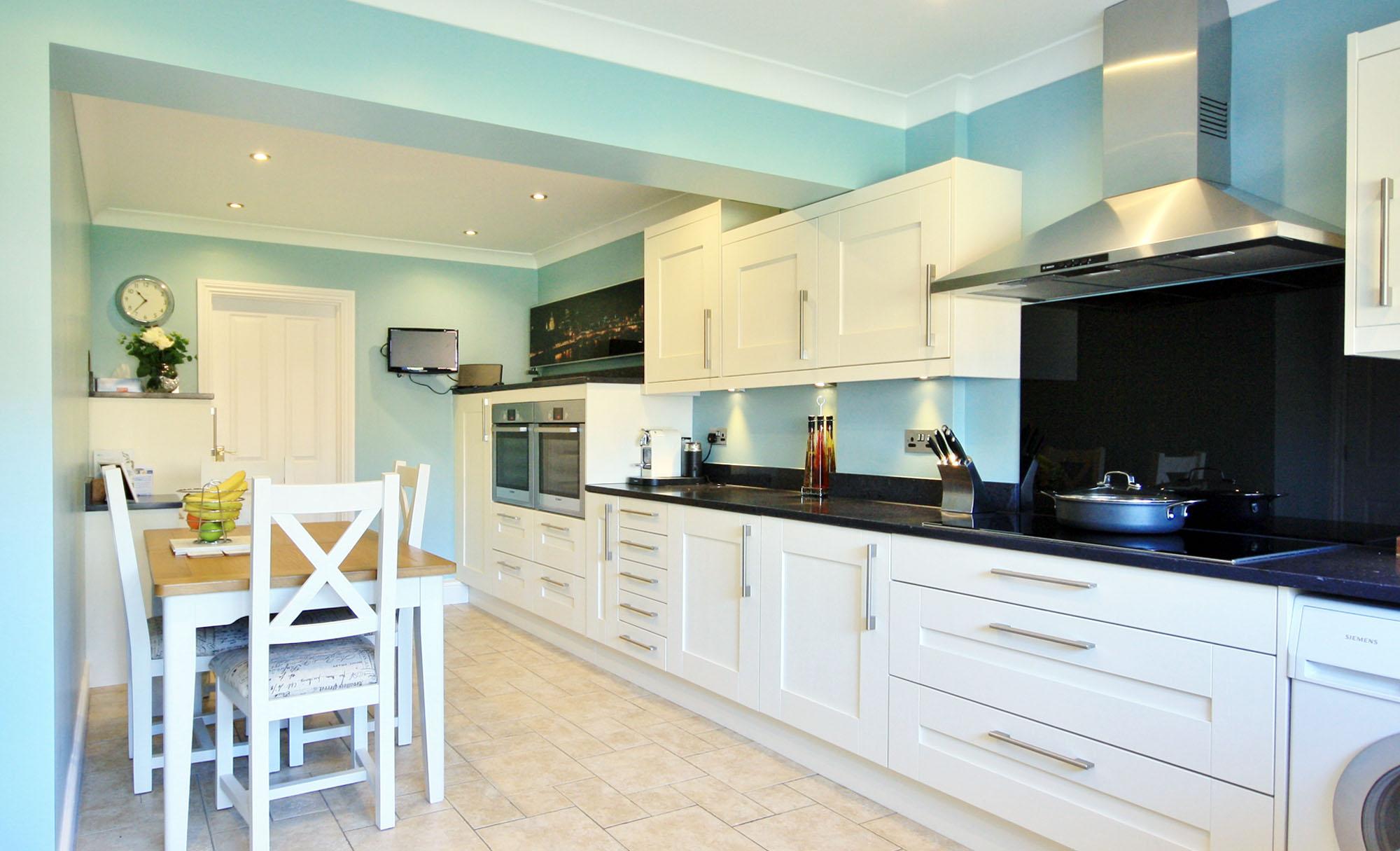 Windsor Shaker Ivory Kitchen For Mr U0026 Mrs Nel Of Chelmsford ... Part 85