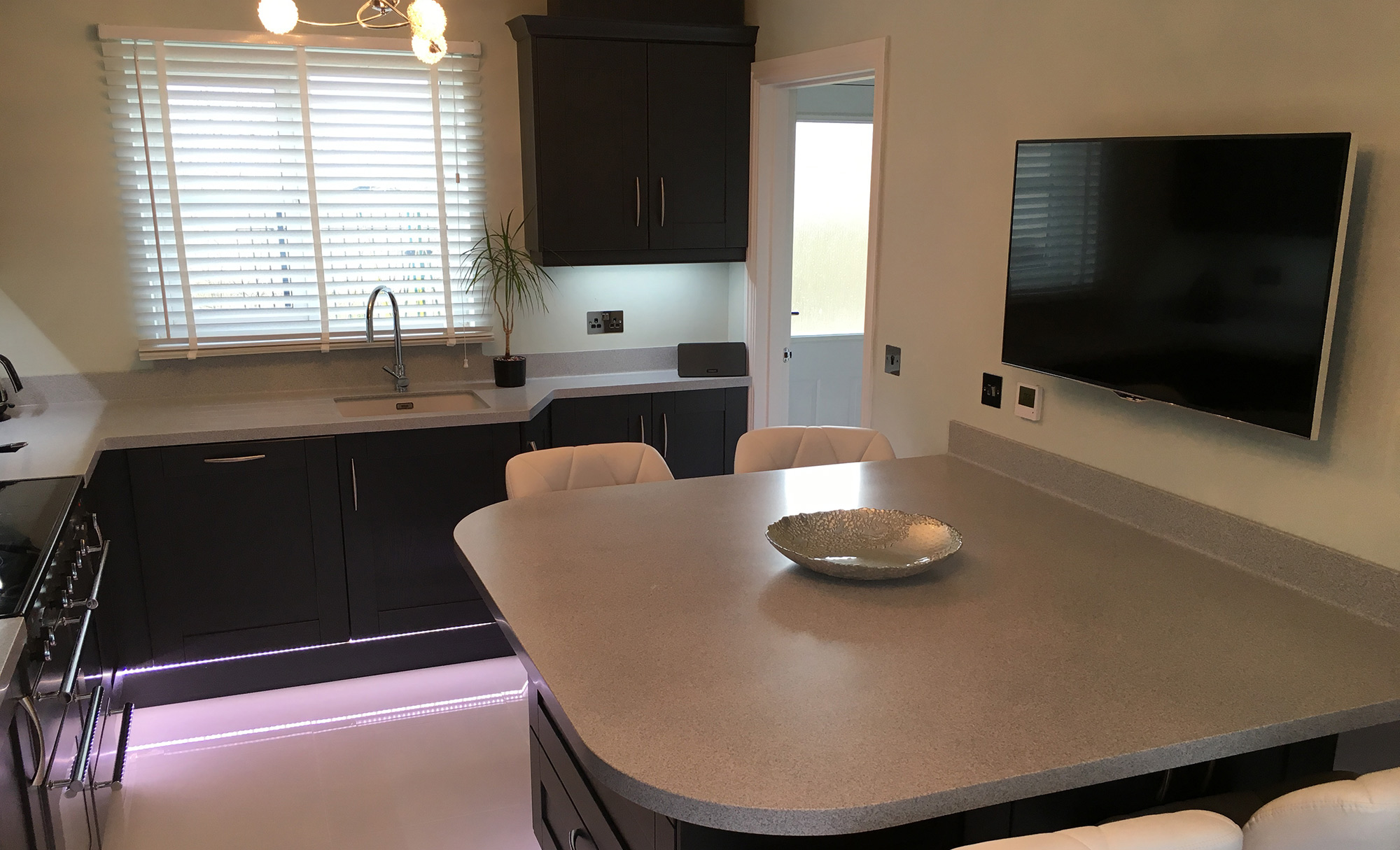Madison Painted Kitchen, Define Kitchens